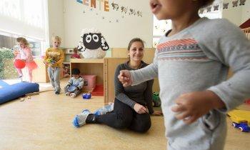 Kopopleiding Gespecialiseerd pedagogisch medewerker