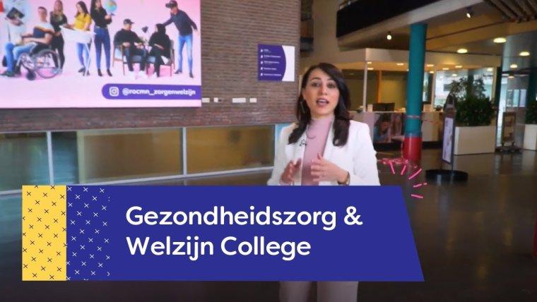 YouTube video - Rondleiding Welzijn College Utrecht