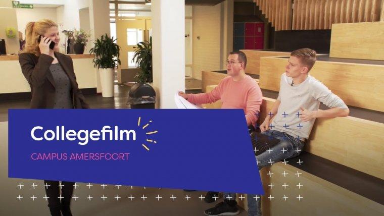 YouTube video - Welzijn College op de Campus Amersfoort
