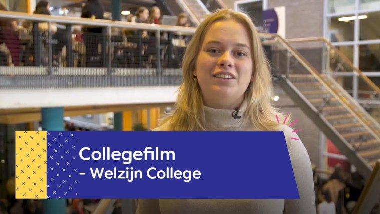 YouTube video - Welzijn College in het hart van Utrecht!